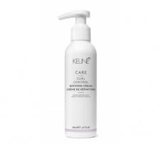 KEUNE CARE kremas garbanotiems plaukas (nenuskalaujamas) CURL CONTROL, 140 ml