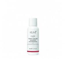 KEUNE šampūnas dažytų plaukų priežiūrai tinta color care (KELIONINIS), 80 ml