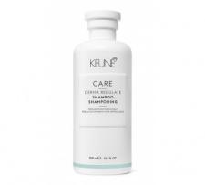 KEUNE CARE šampūnas riebaluotis linkusiems plaukams DERMA REGULATE, 300 ml