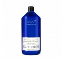 KEUNE vyriškas plaukus stiprinantis šampūnas fortifying 1922 BY J. M. KEUNE, 1000 ml