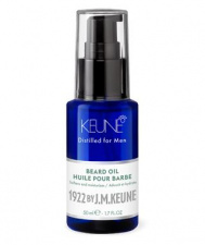 KEUNE aliejus barzdos plaukams 1922 by J. M. BEARD OIL, 50 ml