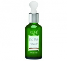 maroko argano aliejus KEUNE SO PURE, 45 ML