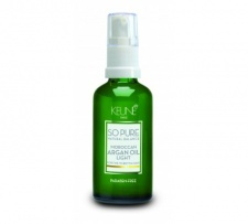maroko argano aliejus LIGHT KEUNE SO PURE, 45 ML