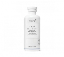 KEUNE CARE šampūnas jautriai galvos odai derma sensitive, 300 ml
