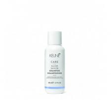 KEUNE CARE šampūnas atspalviams puoselėti SILVER SAVIOR (KELIONINIS), 80 ml