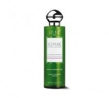 KEUNE  plaukų apimtį didinantis šampūnas VOLUMIZING SO PURE, 250 ml