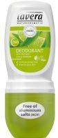 LAVERA Rutulinis dezodorantas su verbenomis ir žaliosiomis citrinomis, 50 ml