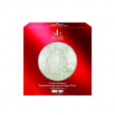 "HEMPZ vonios burbulas ""Triple  Moisture Frosted Pomegranate & Sugar  Plum"", 198 g"