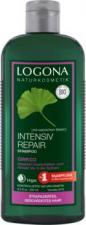 LOGONA atstatomasis šampūnas su ginkmedžiais Ginkgo Repair, 250 ml