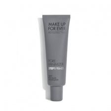 MAKE UP FOR EVER veido odos poras,smulkias raukšleles ir odos trūkumus maskuojantis pagrindas PORE MINIMIZER STEP 1 PRIMER, 15 ml ir 30 ml