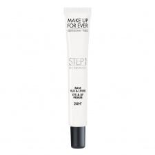 MAKE UP FOR EVER paakių ir lūpų makiažo pagrindas STEP 1 EYE & LIP PRIMER, 10 ml