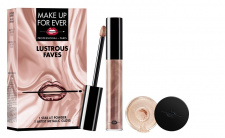 MAKE UP FOR EVER rinkinys lūpoms Lustrous Faves