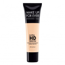 MAKE UP FOR EVER makiažo pagrindas SPF25 ULTRA HD PERFECTOR BLURRING SKIN TINT, 30 ml