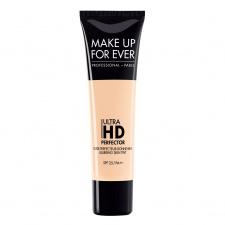 MAKE UP FOR EVER makiažo pagrindas SPF25 ULTRA HD PERFECTOR BLURRING SKIN TINT, 30 ml