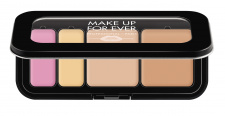 MAKE UP FOR EVER maskavimo paletė ULTRA HD UNDERPAINTING COLOR CORRECTING PALETTE, 6.6 g