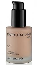 MARIA GALLAND 511** Matinio efekto kreminė pudra, 30 ml