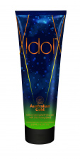 AUSTRALIAN GOLD kremas deginimuisi soliariume Idol™ Deluxe DermaDark® Bronzer with Ultra-Toning Blend, 250 ml