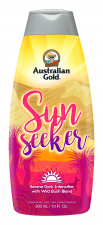 AUSTRALIAN GOLD kremas deginimuisi soliariume Sun Seeker™ Serene Dark Intensifier with Wild Bush Blend, 300 ml