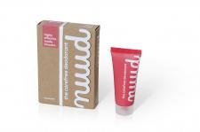 NUUD dezodorantas 100% natūralus ir veganinis su mikro sidabru, 15 ml