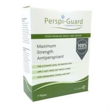 Drėgnos servetėlės apsaugai nuo prakaitavimo PERSPI-GUARD, 7 VNT