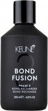 Plaukus atstatanti priemonė priežiūrai namuose RECHARGER KEUNE BOND FUSION, 200 ml