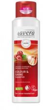 LAVERA šampūnas su spanguolėmis ir avokadais, 250 ml