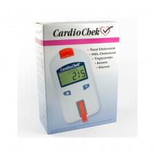 PTS CardioCheck cholesterolio, trigliceridų, gliukozės kiekio kraujyje matuoklis, 1 vnt