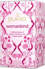 """PUKKA Ekologiška arbata """"Womankind"""", 20 pak."""