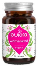 """PUKKA Ekologiškos kapsulės """"Womankind"""", 30 kaps."""