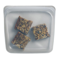Stasher daugkartinio naudojimo silikoninis sumuštinių maišelis  Žvaigždžių dulkės, 1 vnt