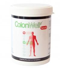 ColonWell Sexin - energijai palaikyti (su maca milteliais), 400 g