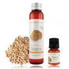 Sezamo sėklų aliejus (EKO), 10 ml ir 100 ml