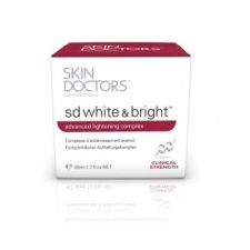 SKIN DOCTORS kremas nuo pigmentacijos ir strazdanų SD WHITE & BRIGHT, 50 ML