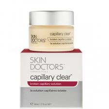 SKIN DOCTORS  kremas veido odai išblukinantis sutrūkinėjusius kapiliarus CAPILLARY CLEAR, 50 ML