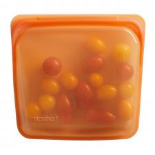 Stasher daugkartinio naudojimo silikoninis sumuštinių maišelis  Citrus, 1 vnt