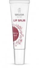 WELEDA lūpų balzamas raudonos uogos BERRY RED, 10 ml