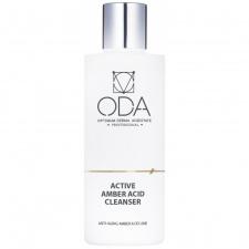 ODA aktyvusis prausiklis su gintaro rūgštimi Active cleanser with amber acid, 200 ml