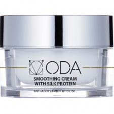 ODA glotninantis kremas su šilko proteinais Smoothing cream with silk protein, 50 ml