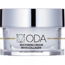 ODA atstatomasis kremas su kolagenu Restoring cream with collagen, 50 ml