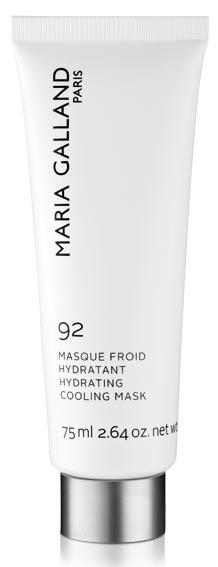 MARIA GALLAND drėkinanti - gaivinanti kaukė su kolagenu ir hialurono rūgštimi, 75 ml