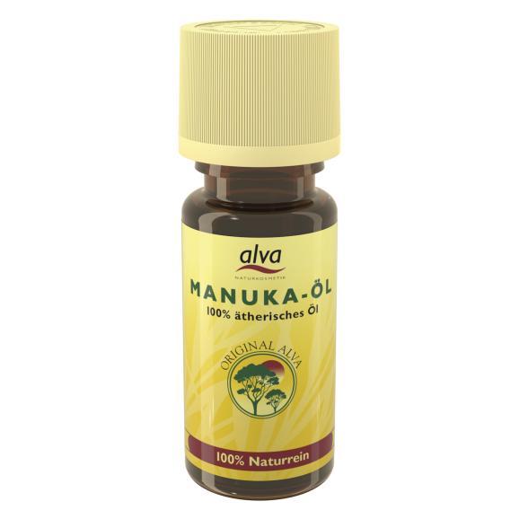 Manukos eterinis aliejus Alva, 5 ml