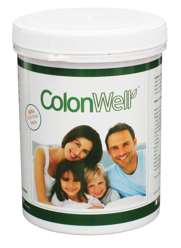 ColonWell - žarnynui ir lieknėjimui (natūralaus skonio), 400 g