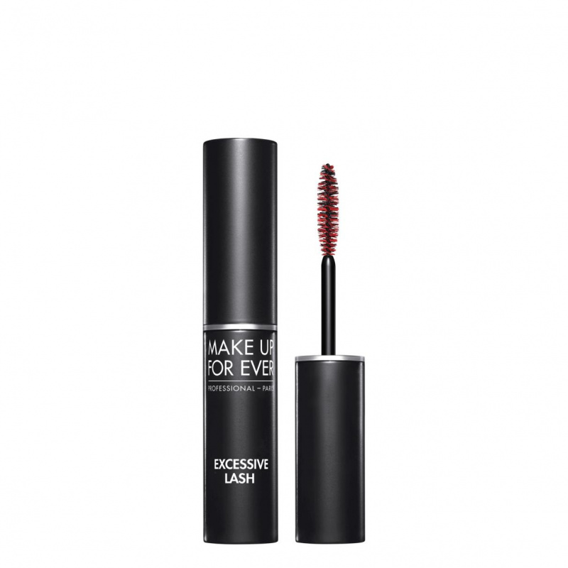 MAKE UP FOR EVER juodas apimtį didinantis blakstienas tušas EXCESSIVE LASH, 4,5 ml