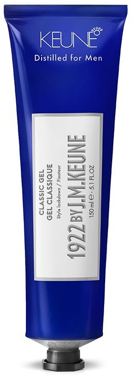KEUNE klasikinė plaukų želė CLASSIC 1922 BY J. M., 150 ml