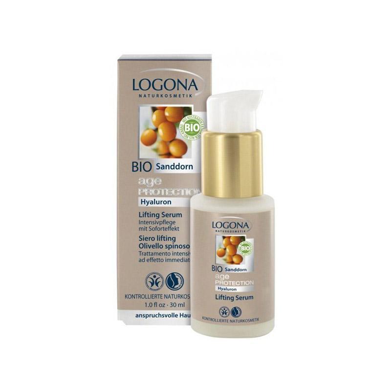 LOGONA Stangrinamasis serumas Age Protection , 30 ml