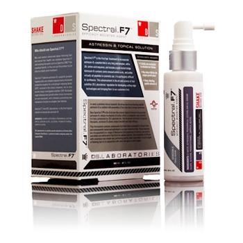 Serumas (nuo stresinio plaukų slinkimo) SPECTRAL F7, 60 ML