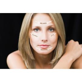SKIN DOCTORS mimikos raukšles atpalaiduojantis kremas RELAXADERM ADVANCE, 50 ML